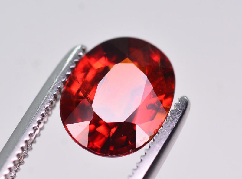 Reddish Orange Color 1.90 Ct Natural Spessartite Garnet A