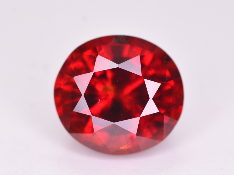 Reddish Orange Color 2.20 Ct Natural Spessartite Garnet A