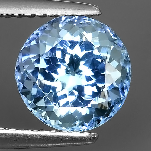 3.00 CTS SPECTACULAR NATURAL ULTRA RARE LUSTER BLUE TANZANITE