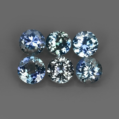 5.15 CTS AWESOME TANZANITE FACET GENUINE UNHEATED