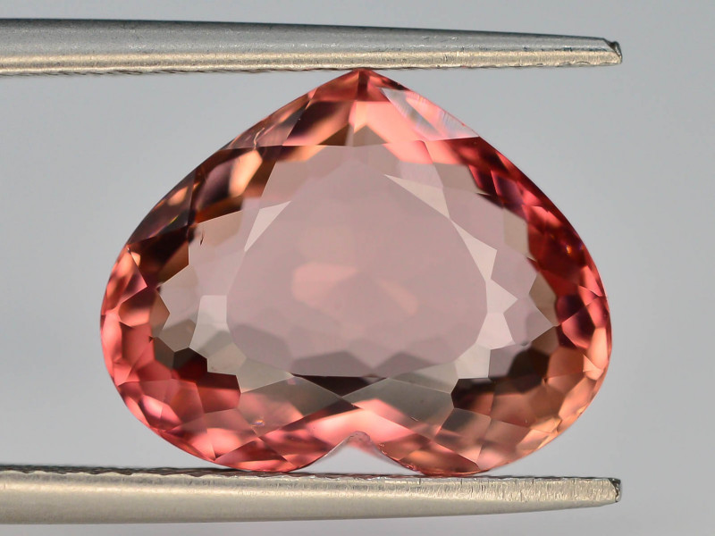 Top Color 5.70 Ct Natural Pink Color Tourmaline