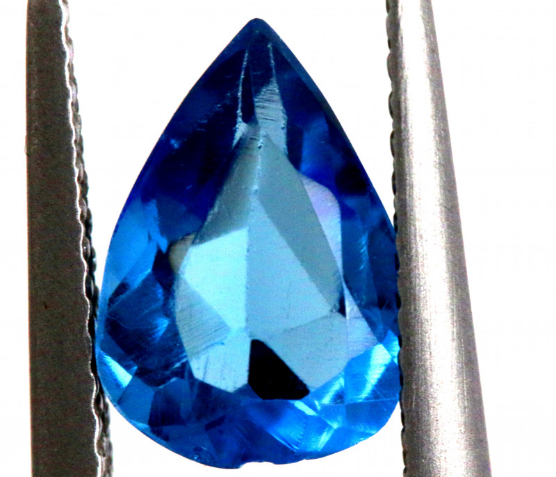 1.80-  CTS  NATURAL BLUE TOPAZ FACETED  BG-489