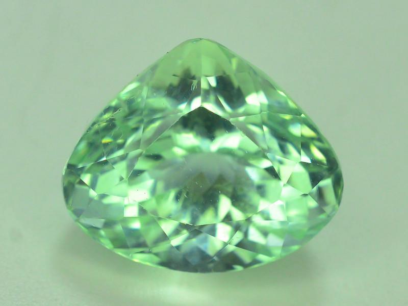 Top Grade & Cut 7.90 ct Green Spodumene