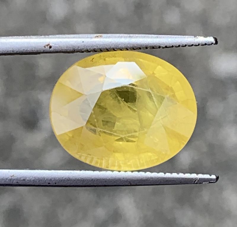 GFCO Certified 10.74 Carats Sapphire Gemstones