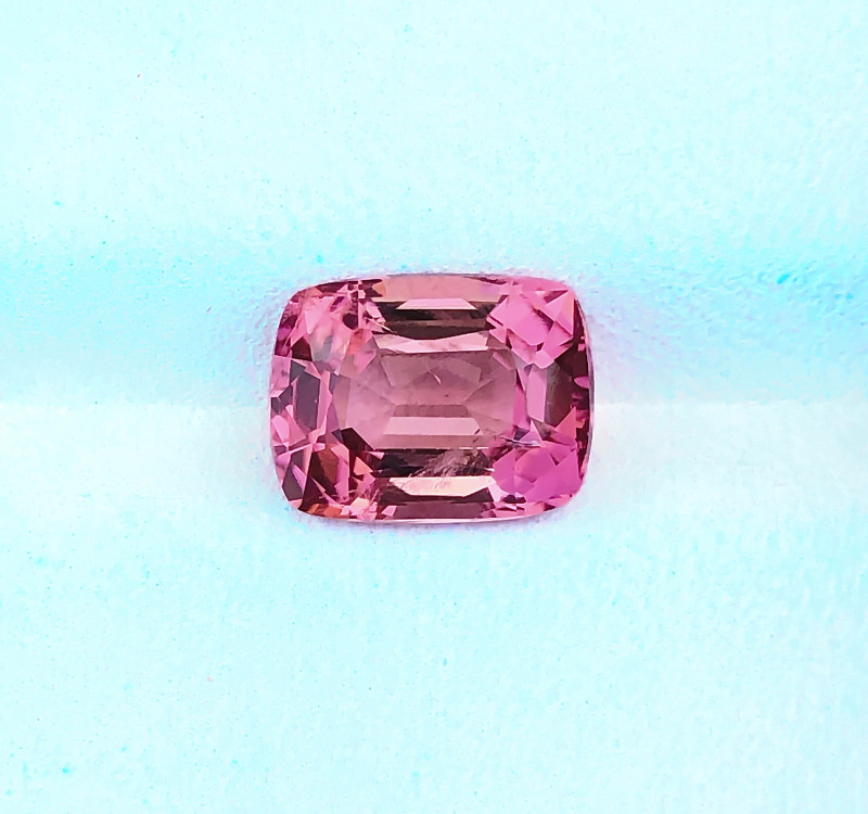 2.30 Ct Natural Pink Transparent Tourmaline Top Quality Gemstone