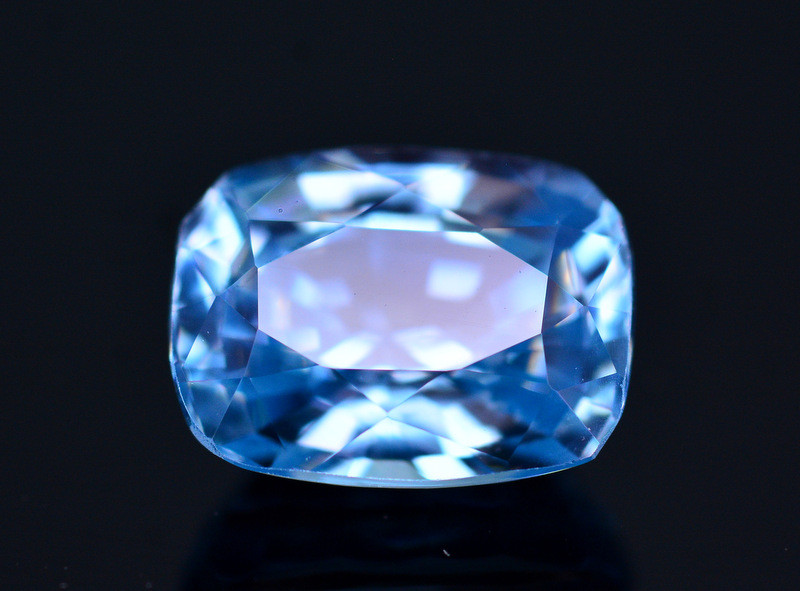 Vibrant Blue ~ 2.65 Ct Natural Zircon From Cambodia. RA2