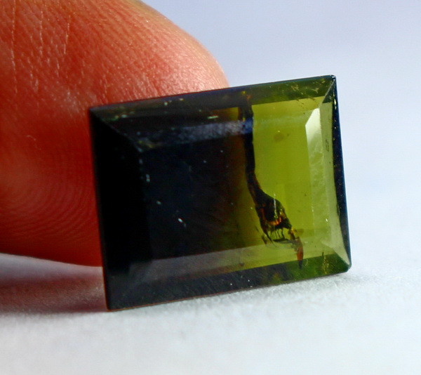 5.10 Cts Beautiful, Superb  Green Tourmaline Gemstone