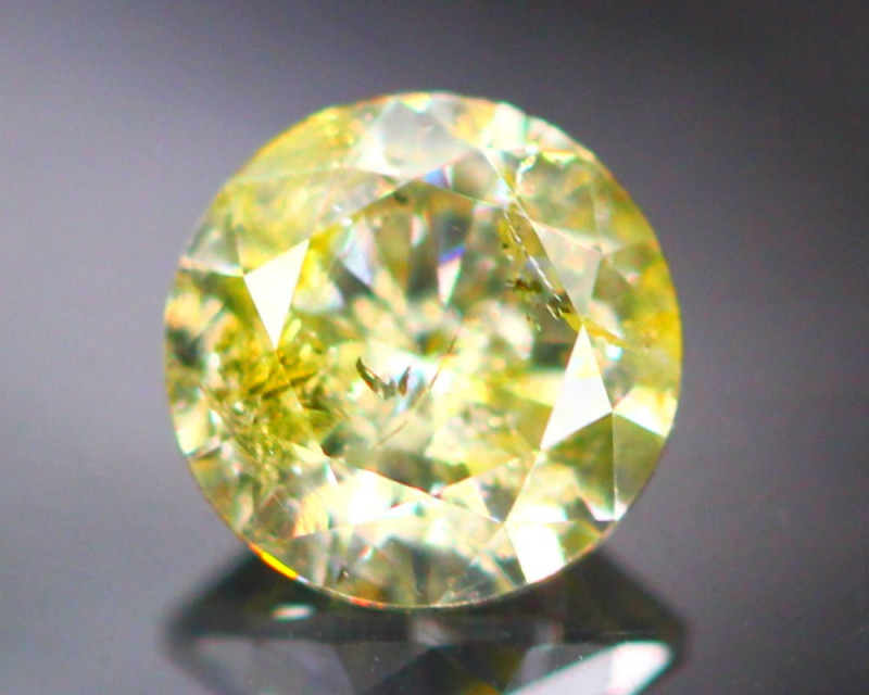 NR$15 Diamond 0.31Ct Natural Fancy Color Diamond 07CF14