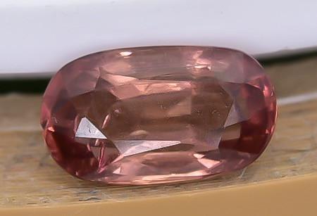 1.13 Crt  Tourmaline Faceted Gemstone (R59)