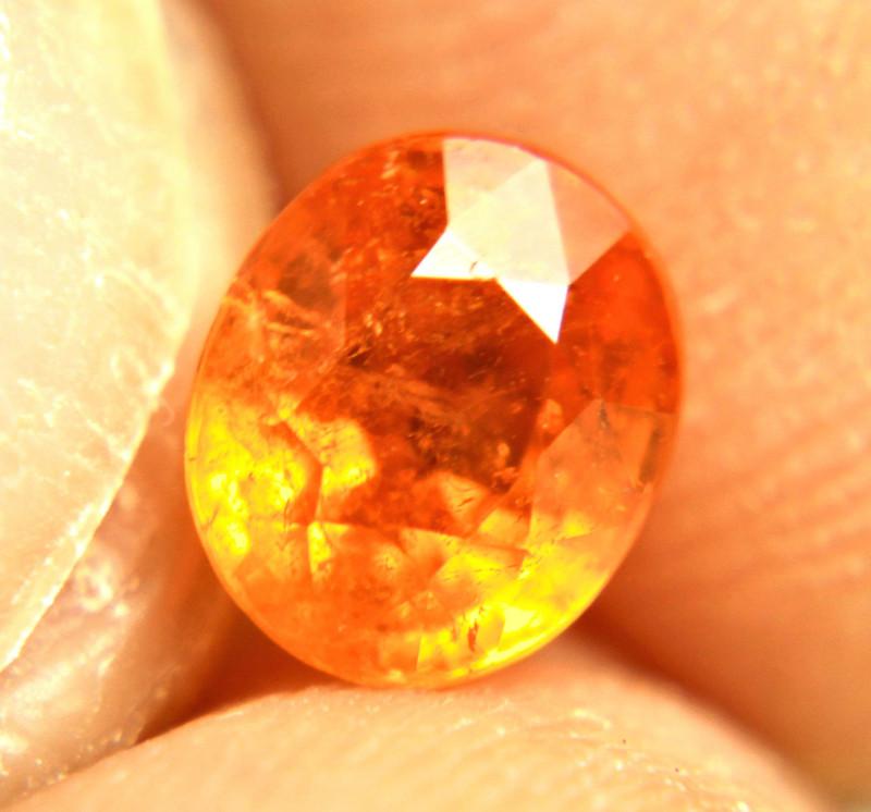 1.93 Carat Fiery Orange Spessartite Garnet - Superb