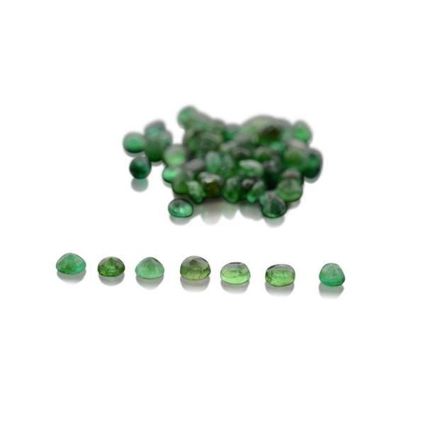 200 Stones - 10 cts Emerald-$1 No Reserve Auction