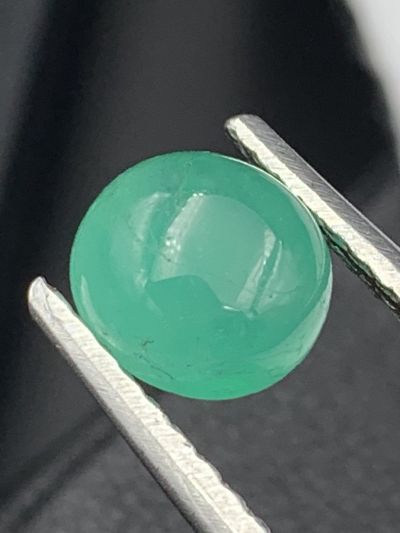 """NR"" 1.85 Carats Top Quality Colombian Emerald Amazing Color"