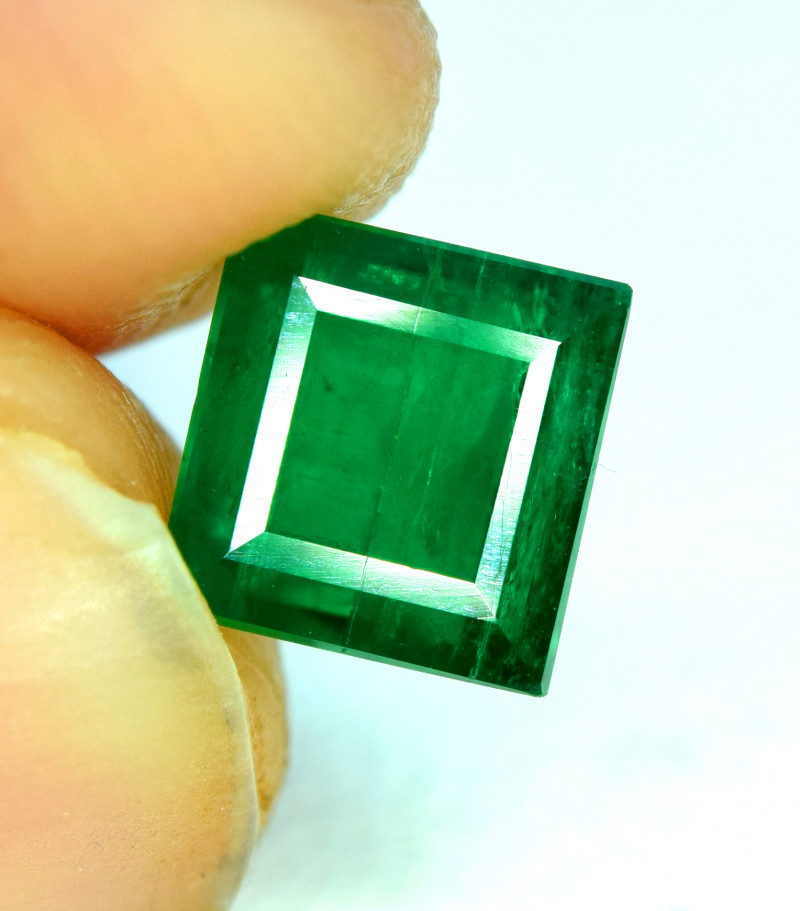 1.15 cts Emerald Gemstone from Swat Pakistan