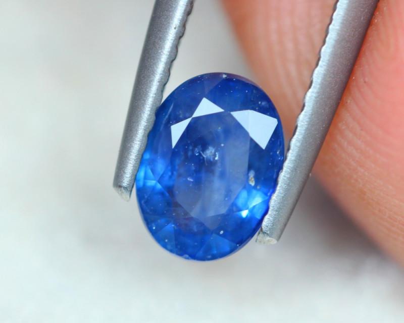 1.02ct Natural Blue Sapphire Oval Cut Lot GW7225