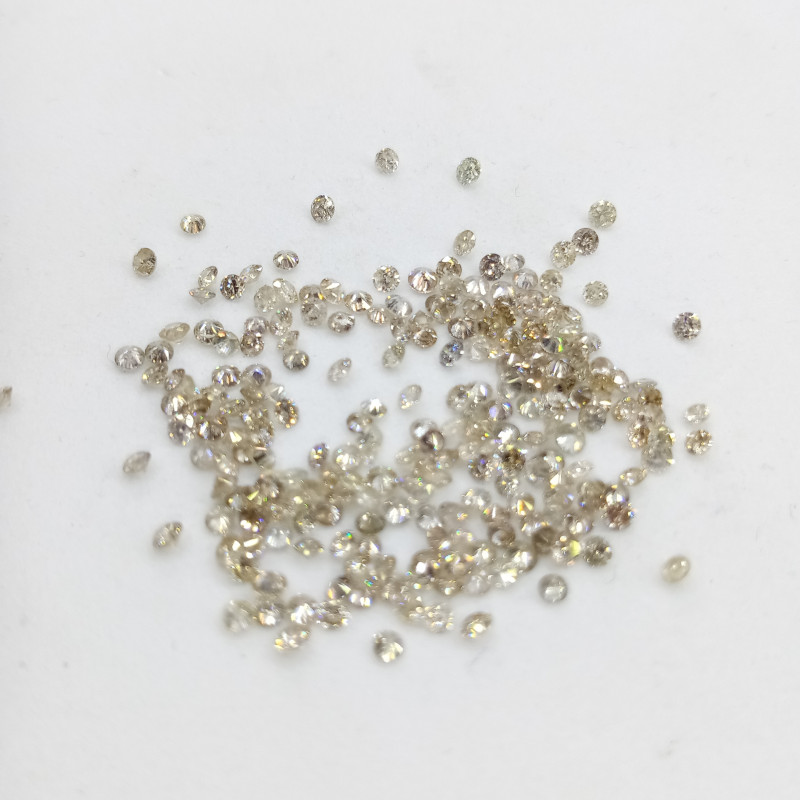 Calibred 4.64ct  Diamond Parcel , 100% Natural Untreated