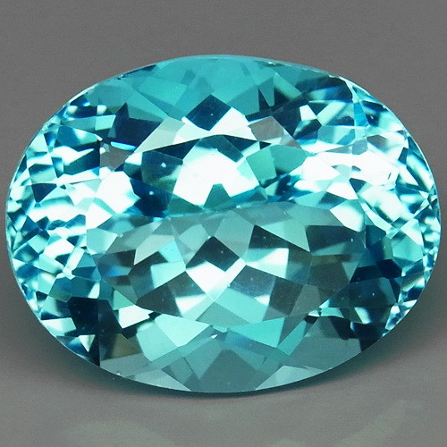 21.26 ct. 100% Natural Earth Mined Top Quality Blue Topaz Brazil