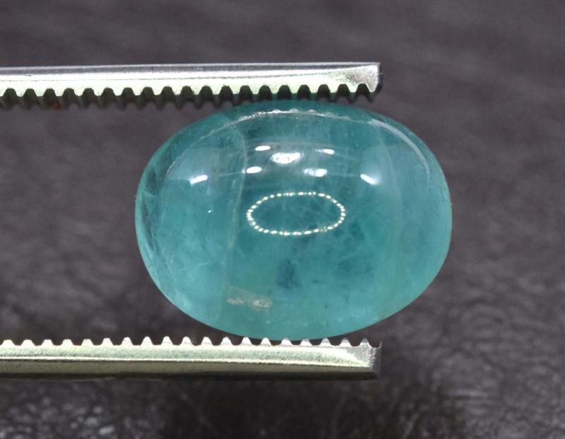 6.85 Carats Venice Green Color Natural GRANDIDERITE Cabochon Gemstone from