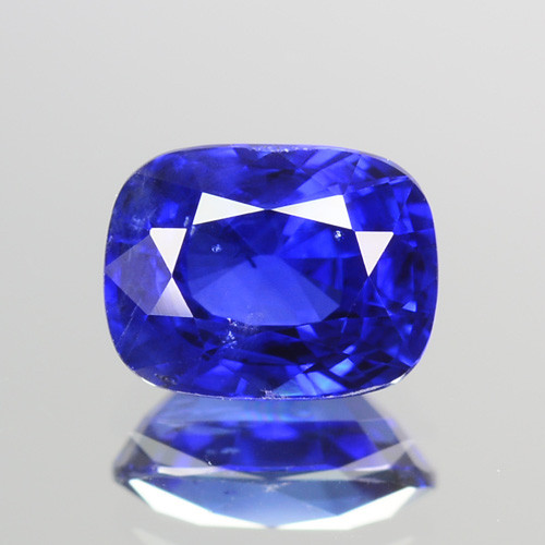 1.10 Cts Excellent Natural Royal Blue Sapphire Srilanka Gem