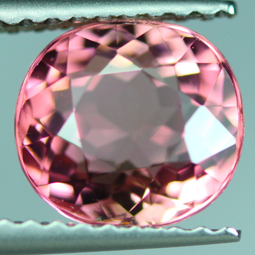 2.05 CT Padparadscha Color !! Mozambique Tourmaline - PT658