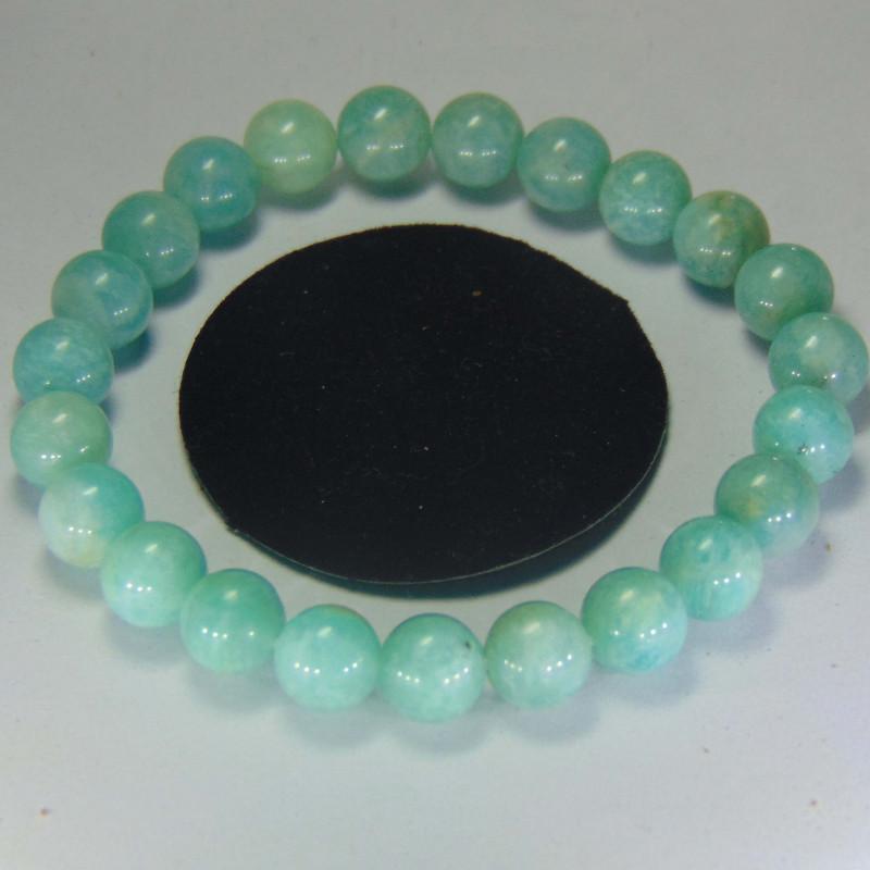 Beautiful amonite beads cabs Bracelet