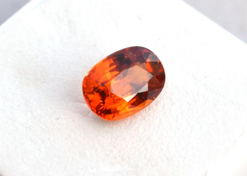 3.68 Carat Fantastic Spessartite Garnet