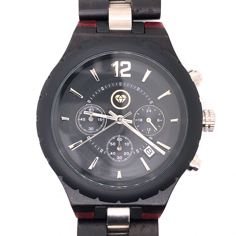 Treasures Eco Friendly Bamboo watch WO 124