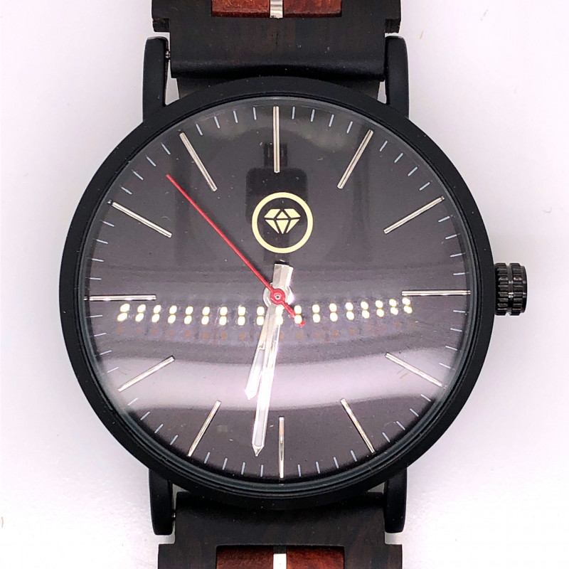 Treasures Eco Friendly Bamboo watch WO 193