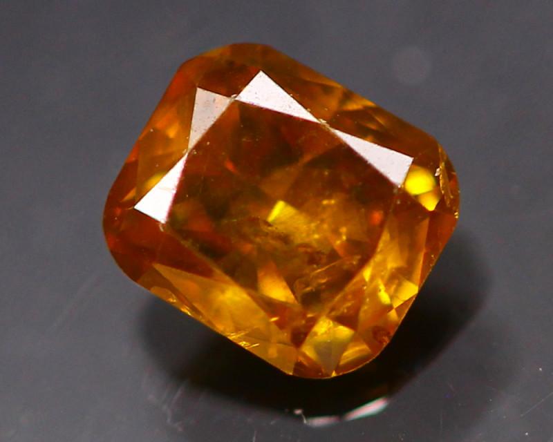 NR$15 Diamond 0.35Ct Natural Fancy Color Diamond 14CF18