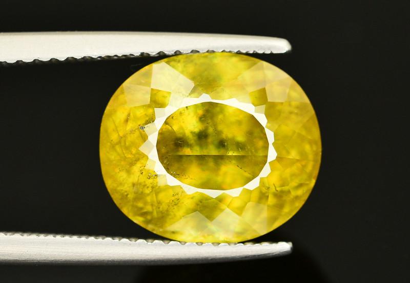 6.20  Ct Natural Beautiful Titanite Sphene
