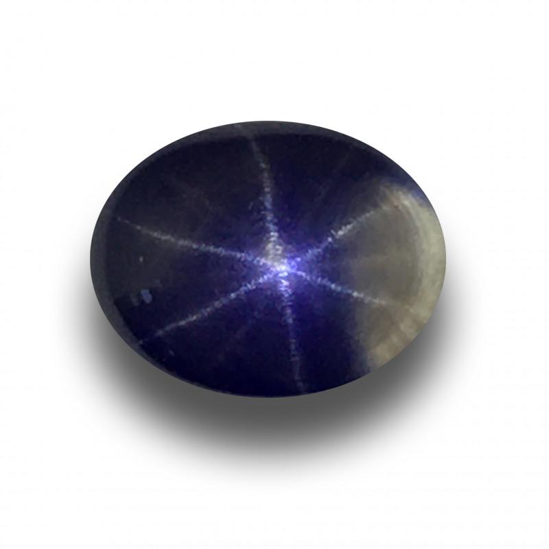 Natural Unheated Six Ray Star Sapphire   Sri Lanka - New