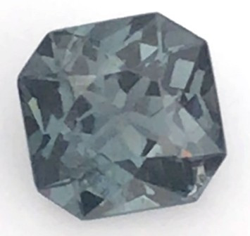 Pretty 1.65ct Grey Spinel - Burma  Ref 2283