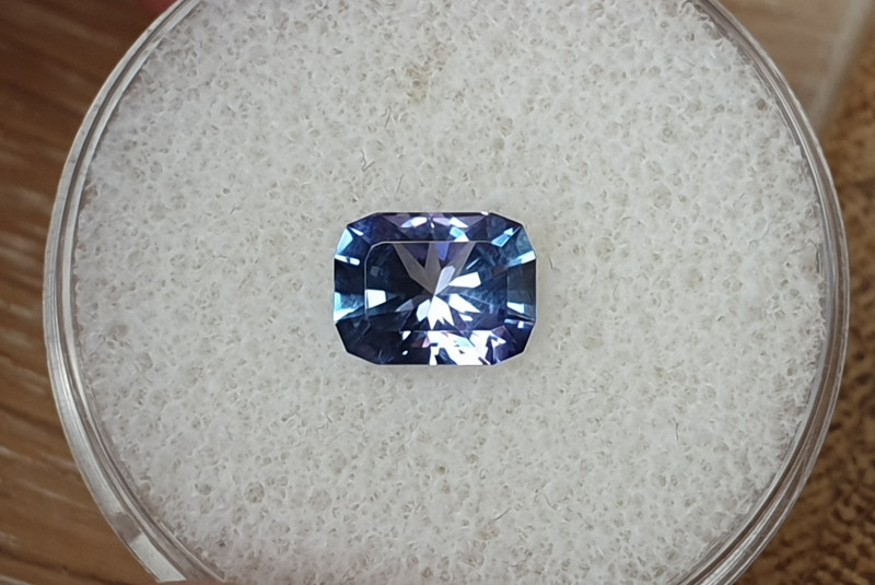 1,30ct Tanzanite - Master cut!