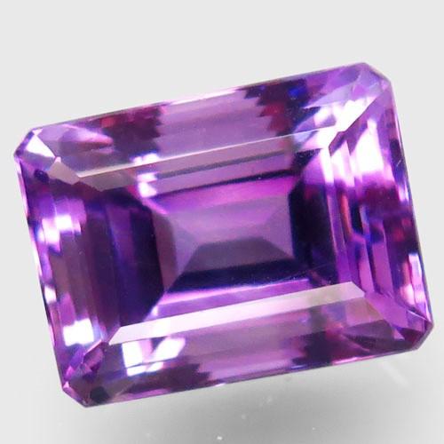 19.38 ct. Natural Top Nice Purple Amethyst Unheated Brazil