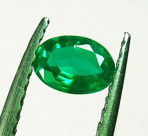 Top Of The Line!  2.44 ct Zambian Emerald Certified!