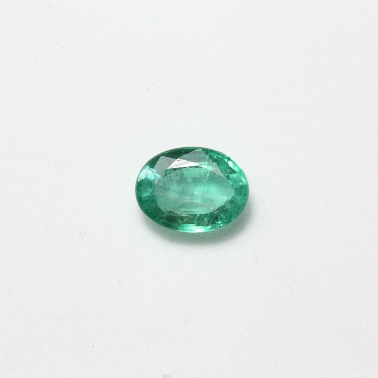 1.19ct Lab Certified Zambian Emerald