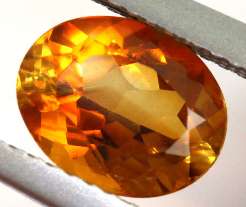 1.85- CTS  MADEIRA CITRINE FACETED   BG-549