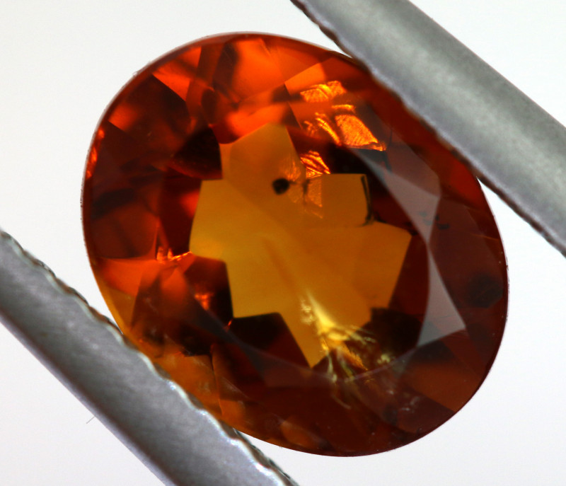 1.85- CTS  MADEIRA CITRINE FACETED   BG-553