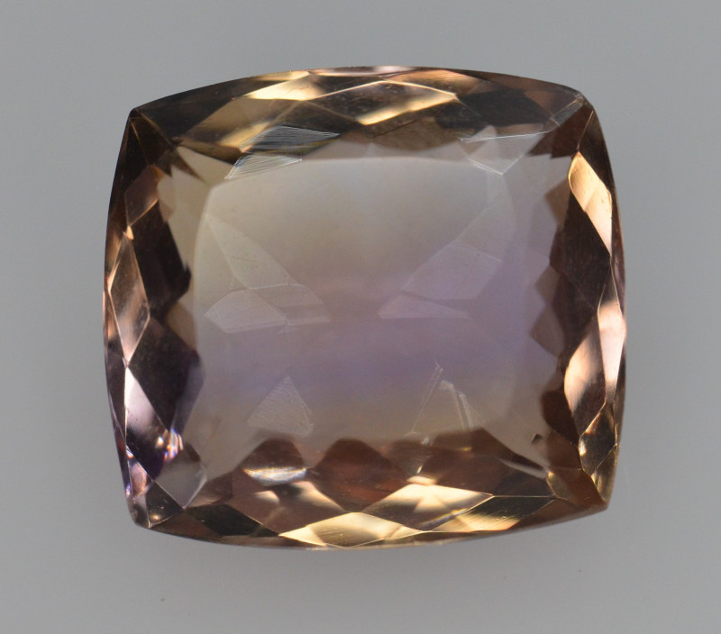 11.23 CT BOLIVIAN AMETRINE TOP CLASS LUSTER GEMSTONE AM113