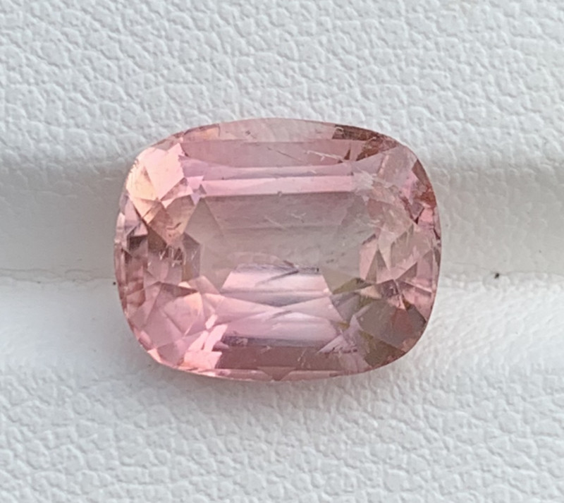 5.29 Carats Natural Color Tourmaline Gemstone From AFGHANISTAN
