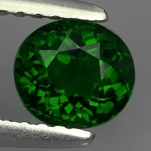 0.73 CTS CHROME TOURMALINE TOP COLOR TANZANIA