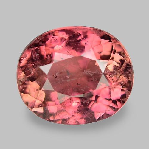 1.77 Cts Unheated Fancy  Pink Natural Tourmaline Gemstone