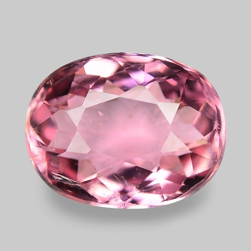 1.13 Cts Unheated Fancy  Pink Natural Tourmaline Gemstone
