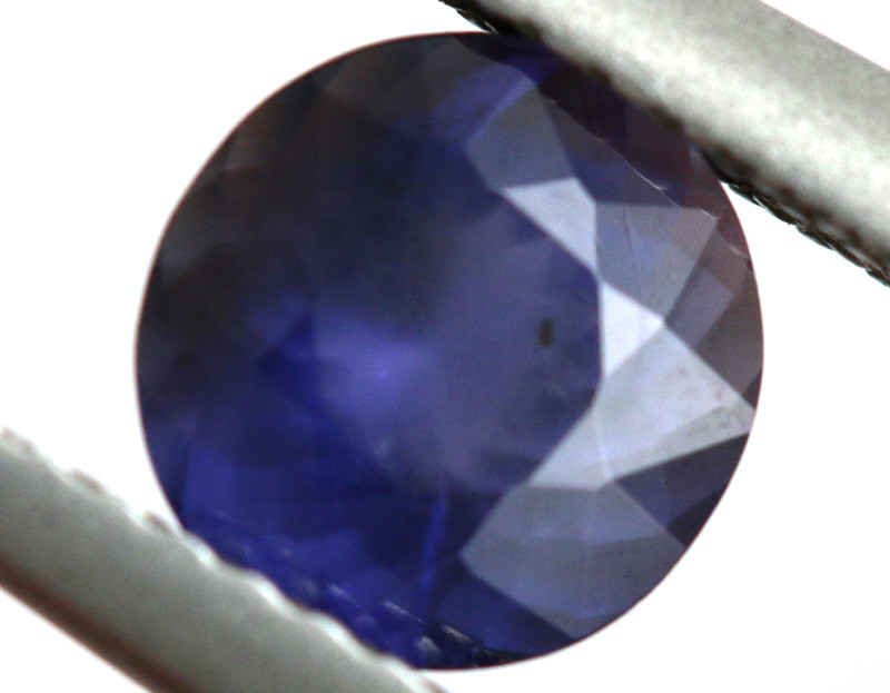 0.80 CTS  IOLITE NATURAL FACETED GEMSTONE RNG-467