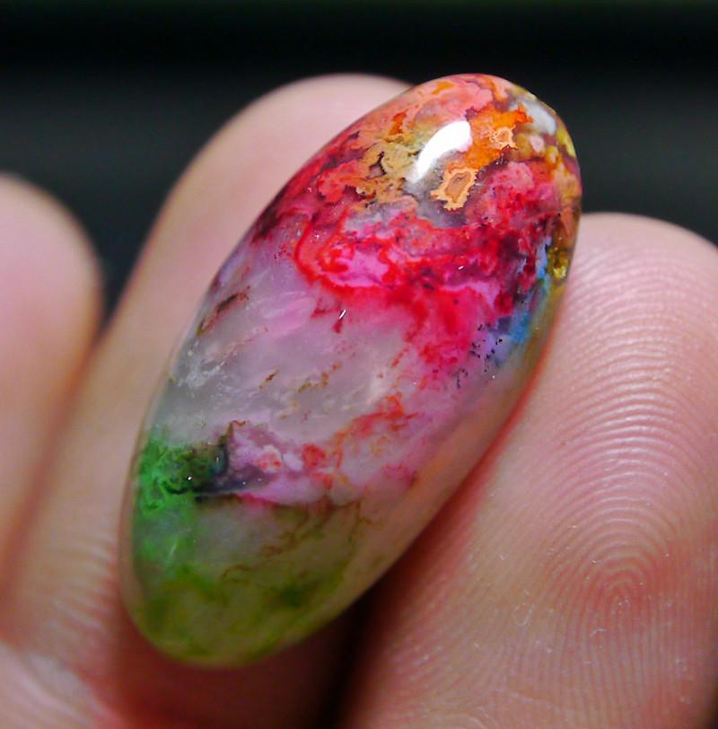 20.60 CT Beautiful Indonesian Chalcedony Agate