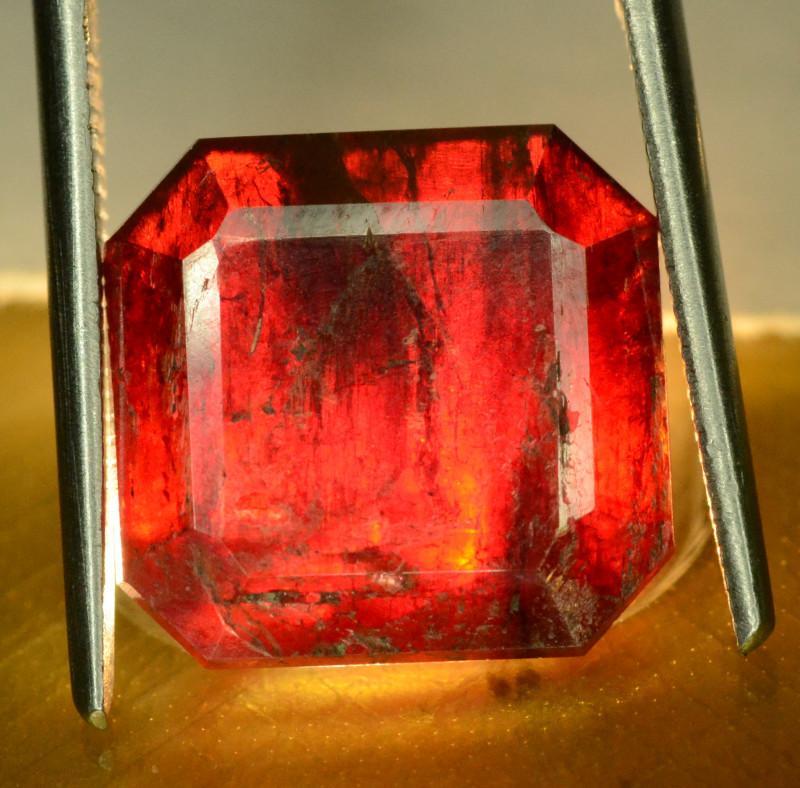 15.50 ct Manganotantalite ~ Extreme Rare Collector's Gem