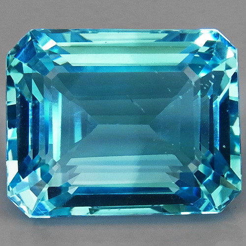 27.44 ct. Natural Swiss Blue Topaz Top Quality Gemstone Brazil