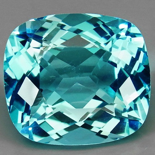 20.26 ct.100% Natural Earth Mined Top Quality Blue Topaz Brazil