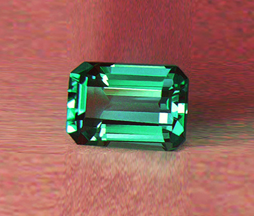 Absolute High-End! 1.13 ct Emerald Certified!