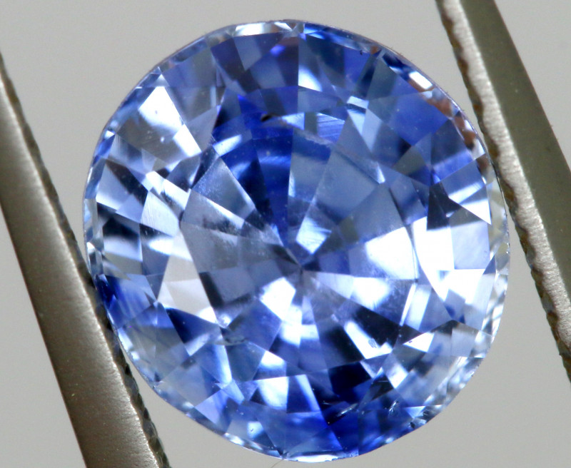 2.12  CTS  SAPPHIRE FACETED  GEMSTONE  TBM- 649