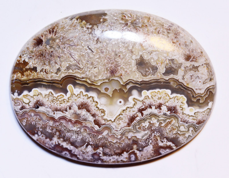 48.10 carats   Crazy Lace Agate   ANGC821